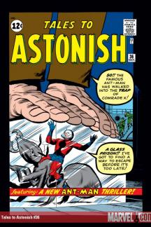 Tales to Astonish (1959) #36