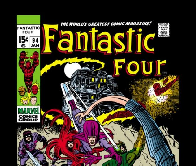 FANTASTIC FOUR #94
