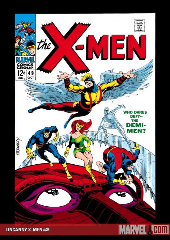 Uncanny X-Men (1963) #49