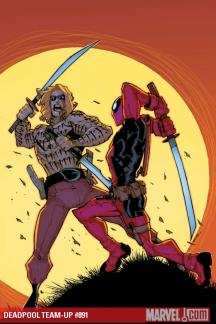 Deadpool Team-Up (2009) #891