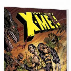 UNCANNY X-MEN - THE NEW AGE VOL. 3: ON ICE #0