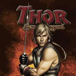 THOR: SON OF ASGARD VOL. 1: THE WARRIORS TEEN COVER