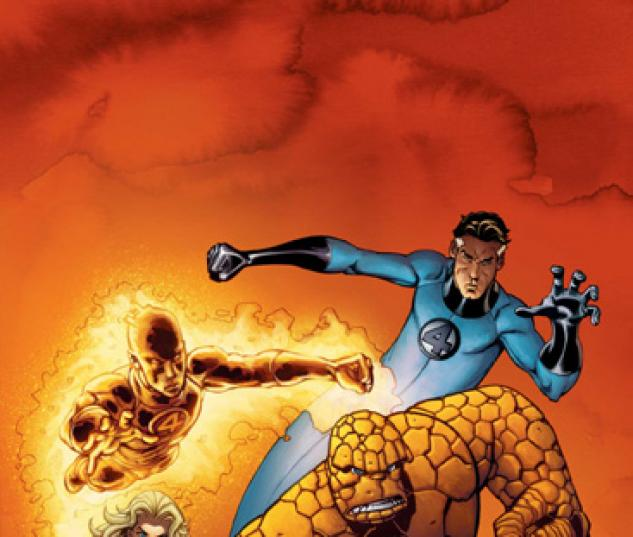 FANTASTIC FOUR (2004) #509 COVER