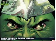WORLD WAR HULK: GAMMA CORPS #2