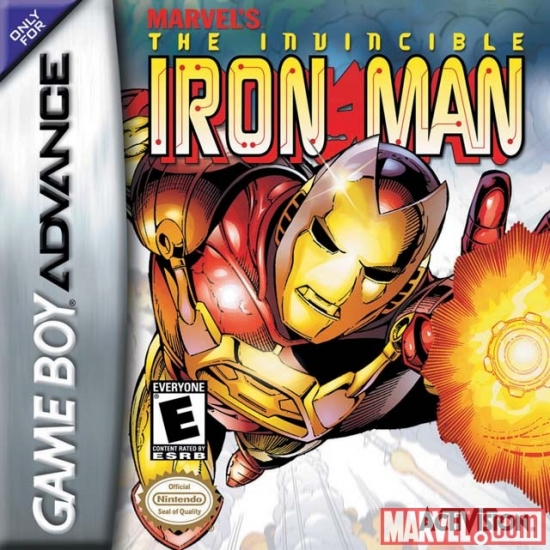 Iron Man in The Invincible Iron Man