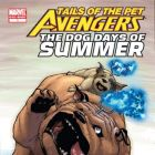 TAILS OF THE PET AVENGERS: THE DOG DAYS OF SUMMER #1 cover by Humberto Ramos