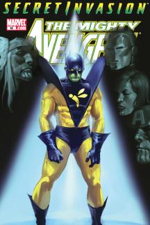 Mighty Avengers (2007) #15