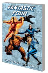 Fantastic Four: Extended Family (Trade Paperback)