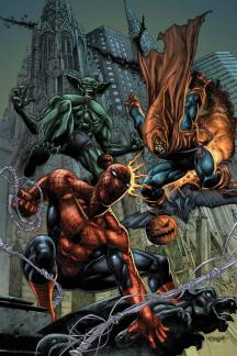Spider-Island: Emergence of Evil - Jackal &amp; Hobgoblin (2011) #1