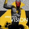 Avengers Origins: Vision cover