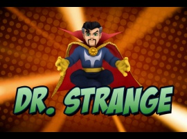 Super Hero Squad Online: Meet Dr. Strange