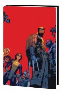 Wolverine & the X-Men by Jason Aaron Vol. 1 Premiere HC (Hardcover)