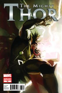 The Mighty Thor (2011) #10 (Venom Variant)