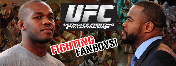Fightin' Fanboys: Jon Jones Vs. Rashad Evans