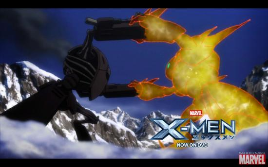 X-Men Anime Wallpaper #17