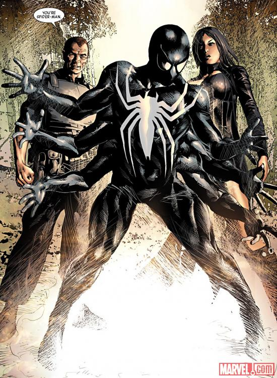 Dark Spider-Man by Mike Deodato
