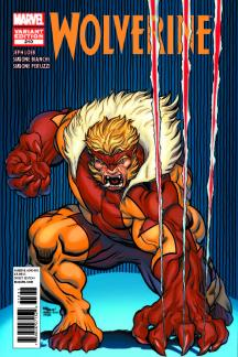 Wolverine (2010) #310 (Mcguinness Variant)