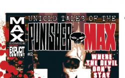 UNTOLD TALES OF PUNISHER MAX 2