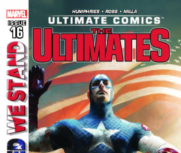 ULTIMATE COMICS ULTIMATES 16 (WITH DIGITAL CODE)