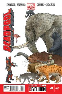 Deadpool (2012) #2