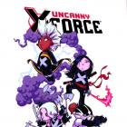 UNCANNY X-FORCE 1 YOUNG VARIANT