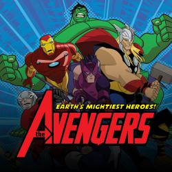 Marvel Universe Avengers: Earth's Mightiest Heroes Series