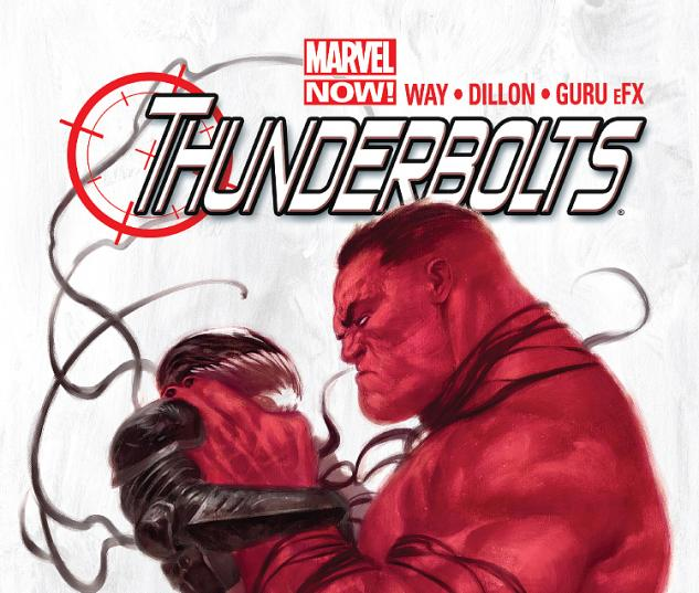 cover from Thunderbolts (2012) #2