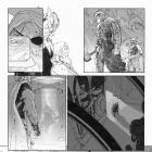 Thor: God of Thunder #7 black and white preview art by Esad Ribic