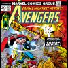 Avengers (1963) #120 Cover