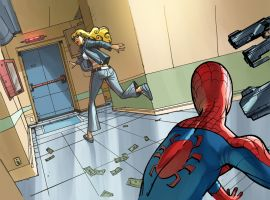Spider-Man: Who Am I? preview art