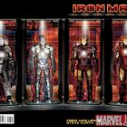 FIRST LOOK: Iron Man: Legacy Movie Variant