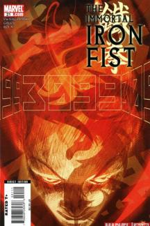 Immortal Iron Fist (2006) #21