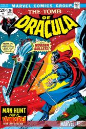 Tomb of Dracula #20 