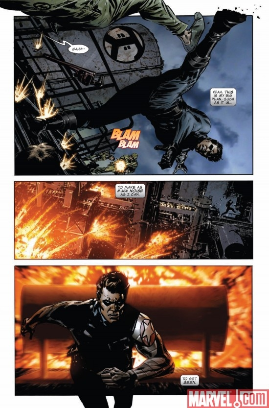 CAPTAIN AMERICA #47, page 2