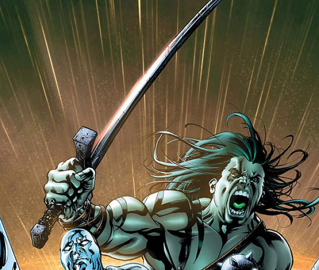 SKAAR: SON OF HULK #8