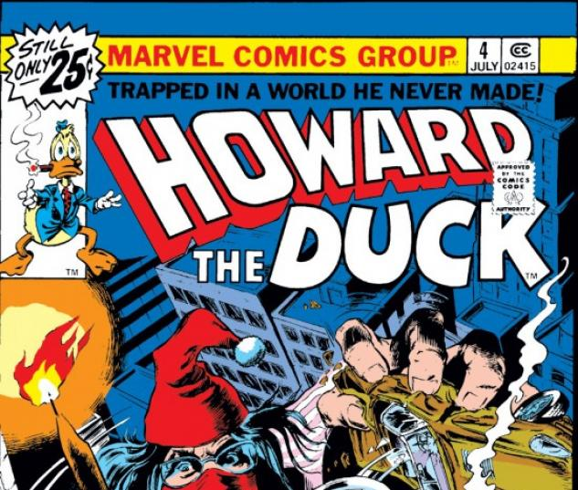 Howard the Duck #4