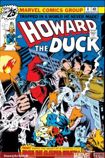 Howard the Duck (1976) #4
