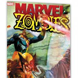 MARVEL ZOMBIES: DEAD DAYS #0