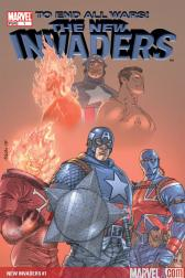 New Invaders #1