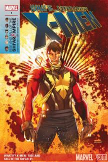 What If? X-Men - Rise and Fall of the Shi'ar (2007) #1