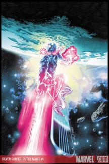 Silver Surfer: In Thy Name #4