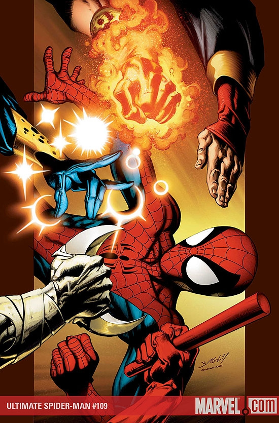 Ultimate Spider-Man (2000) #109