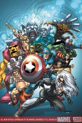 All-New Official Handbook of the Marvel Universe a to Z: Update #2