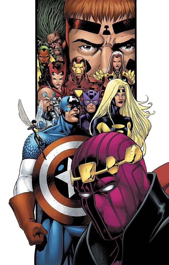 AVENGERS/THUNDERBOLTS VOL. 2: BEST INTENTIONS COVER