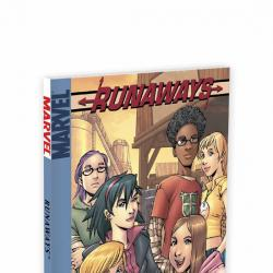 RUNAWAYS VOL. 1: PRIDE &amp; JOY COVER