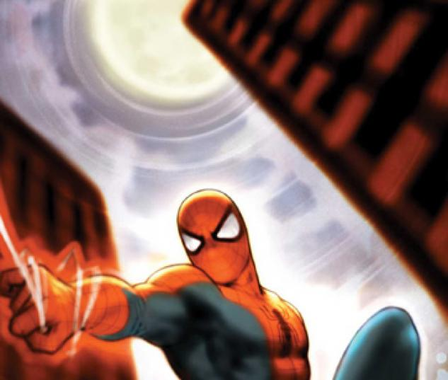 SPIDER-MAN UNLIMITED (2003) #1 COVER