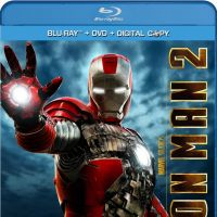 Iron Man 2 Blu-ray + DVD + Digital Copy