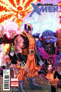Wolverine & the X-Men #1  (Bradshaw Variant)