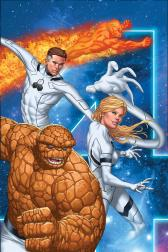 Fantastic Four #604 