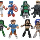 Marvel vs. Capcom 3 Minimates Wave 3 - Specialty stores assortment